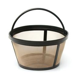 Mr Coffee GTF2-1 Basket-Style Replacement Gold Tone Permanen