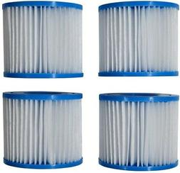 NEW Canadian Spa Co. 15 Sq Ft Portable Spa Filter 4 Pack FRE