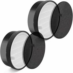 NEW LEVOIT LV-H132-RF 2Pack Air Purifier Replacement Filter,