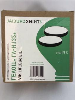 new lv h132 rf 2pack air purifier