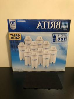 Brita NEW Water Pitcher Replacement Filters 10 Pack Item 766
