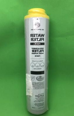 Genuine GE Replacement Water Filter FQK1K YELLOW **NEW SEALE