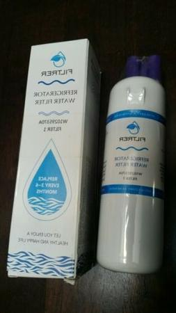 REFRIGERATOR REPLACEMENT WATER FILTER 1. NEW. W10295370A