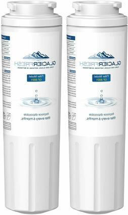 2Pk Refrigerator water filter Fit Maytag UKF8001, whirlpool