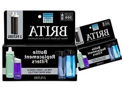Brita Replacement Bottle Filters, 2 Ct. ea., 4 total filter