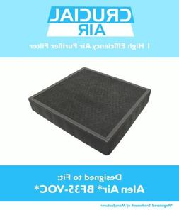 Replacement BreatheSmart Alen Air Air Purifier Filter Part #