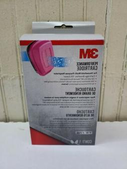 3M Replacement Cartridge For Household Multipurpose Respirat