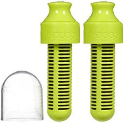 Bobble Replacement Filter, Lime, 2pk