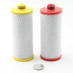 Aquasana Replacement Filter Cartridges for Under Sink Water