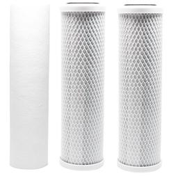 Replacement Filter Kit for Watts WP-4V RO System - Includes