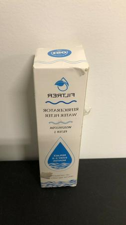 Replacement Filtrer Refrigerator Water Filter 1 W10295370A W