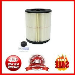 Replacement Shop Vac 17816 Vacuum Air Filter For Craftsman O