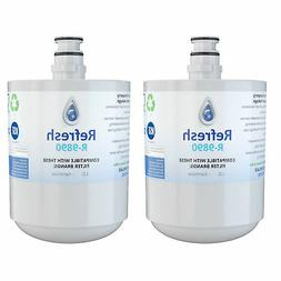 Refresh Replacement Water Filter - Fits LG WF-LT500P Refrige