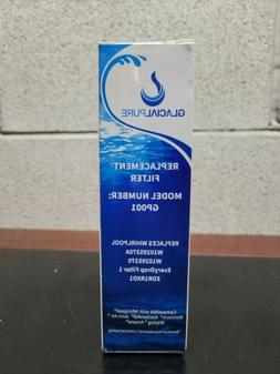 Glacial Pure Replacement Water Filter GP001 Whirlpool EveryD