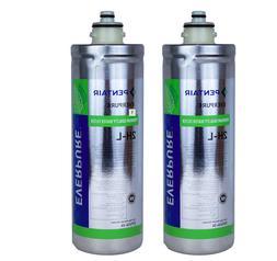 REPLACMENT WATER COOLER 2PK FILTER 2HL-A100 AQUVERSE CLOVER