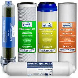 iSpring Reverse Osmosis DI 1-year Replacement Filter set #F4