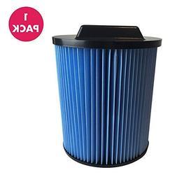 Ridgid Filter Fits 6-20 Gallon Wet & Dry Vacs Part # VF5000