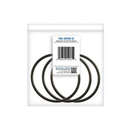 "APEC Water Systems Set 3 Pcs 3.5"" O.D. Replacement O-Ring fo"