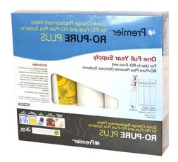 Premier Ro-Pure Plus Water Replacement Filters by Premier