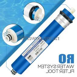 50/70 GPD Reverse Osmosis RO Membrane Replacement Water Filt