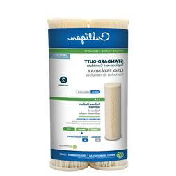 Culligan S1A Sediment Replacement Cartridges 2 Pk Water Filt
