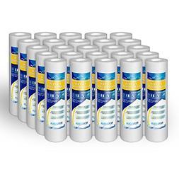 "Ronaqua Sediment Water Filter Cartridge 10""x 2.5"", Four Laye"