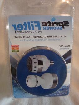 Sprite Shower Filter Model SLC Slim Line Replacement Cartrid