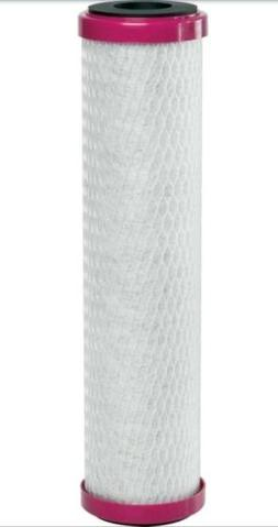 GE Single Stage Drinking Water Replacement Filter Reduce Chl