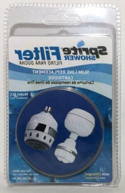Sprite SLC Replacement Slim Line Shower Filter Cartridge