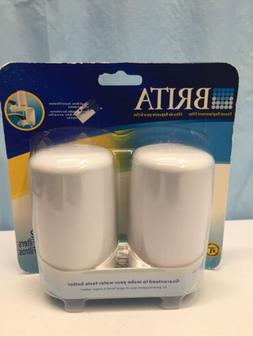 Brita On Tap Faucet Water Filter System Replacement Filters,