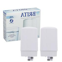 Brita Tap Water Filtration System Replacement Filters for Fa