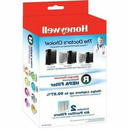 Honeywell Bundle of Three Filter R True HEPA Replacement Fil