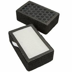 SilverOnyx True HEPA Filter Replacement  3-in-1 Air Purifier