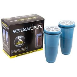 ZeroWater TUMBLER REPLACEMENT WATER FILTERS, for Portable ZE