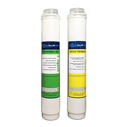 2 Pack Twist Lock Replacement Filters