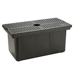 Aquanique Universal Pump Filter Box 6.2 x 12.4 x 5.8-Inches