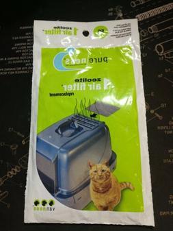 Van Ness Pureness Zeolite Cat Air Filter Replacement Last