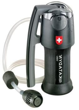 Katadyn Vario Water Filter, Dual Technology Microfilter for