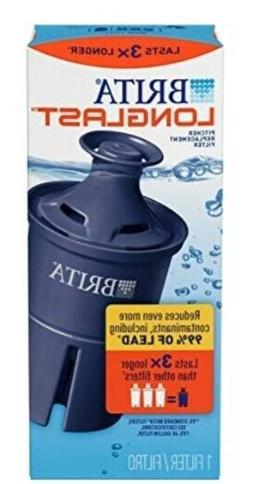 Water Filter Brita 36243 Longlast Replacement Filters 1ct