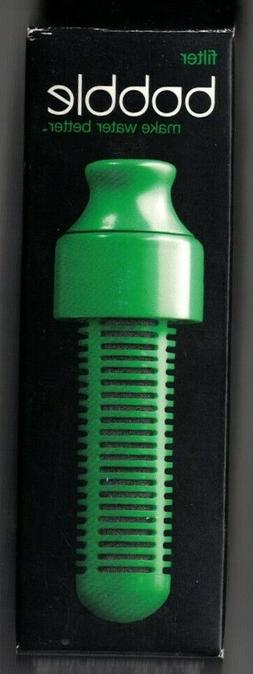 Bobble Water Replacement Filters - 2 Pack - GREEN