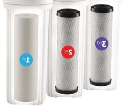 water systems filter set