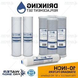 Watts 7-PK RO Filters Premier 500024 Compatible 1 year 5 Sta