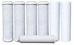 Watts Premier 500024, 7 Annual Pack Replacement Filter Kit