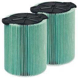 WORKSHOP Wet Dry Vacuum Filters WS23200F2 HEPA Media Filter