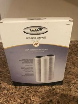 Whirlpool WHERPF Reverse Osmosis Replacement Filter Refills