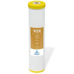 Whole House Water Filter Replacement Cartridge KDF + Catalyt